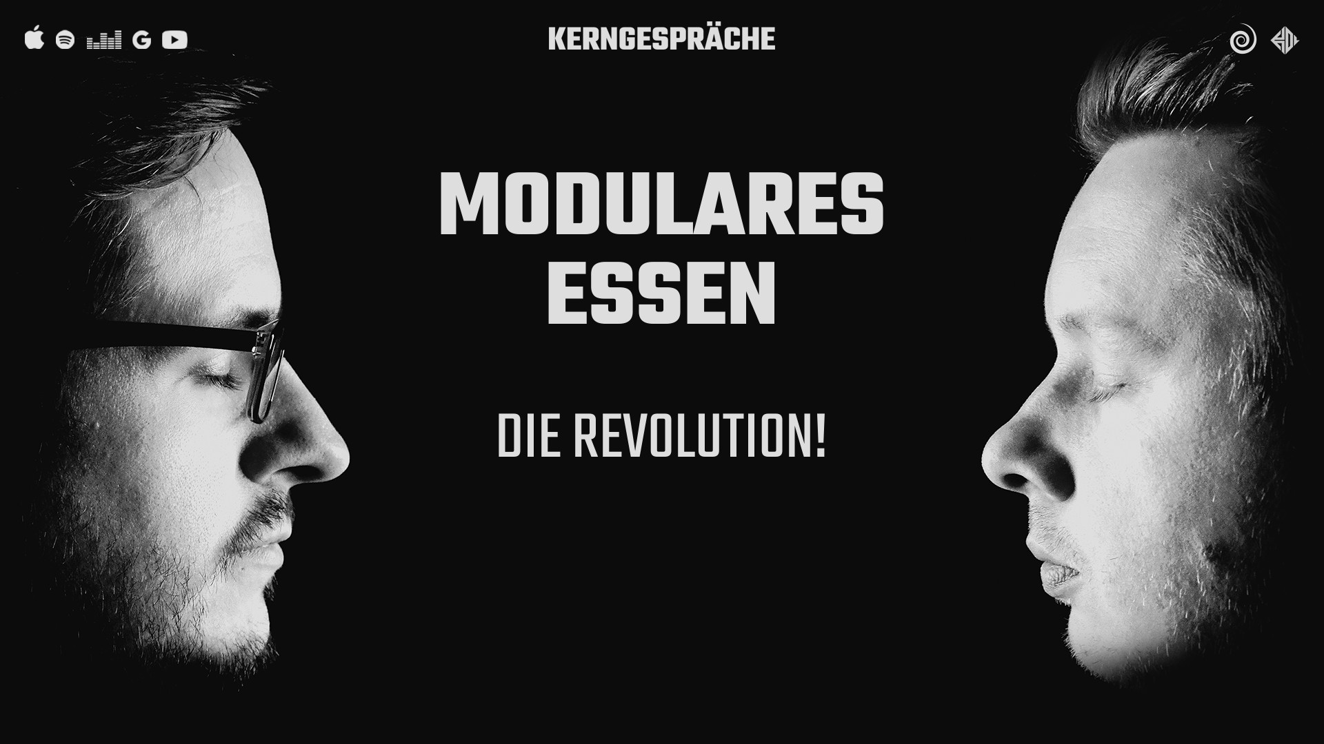 Modulares Essen: Die Revolution!