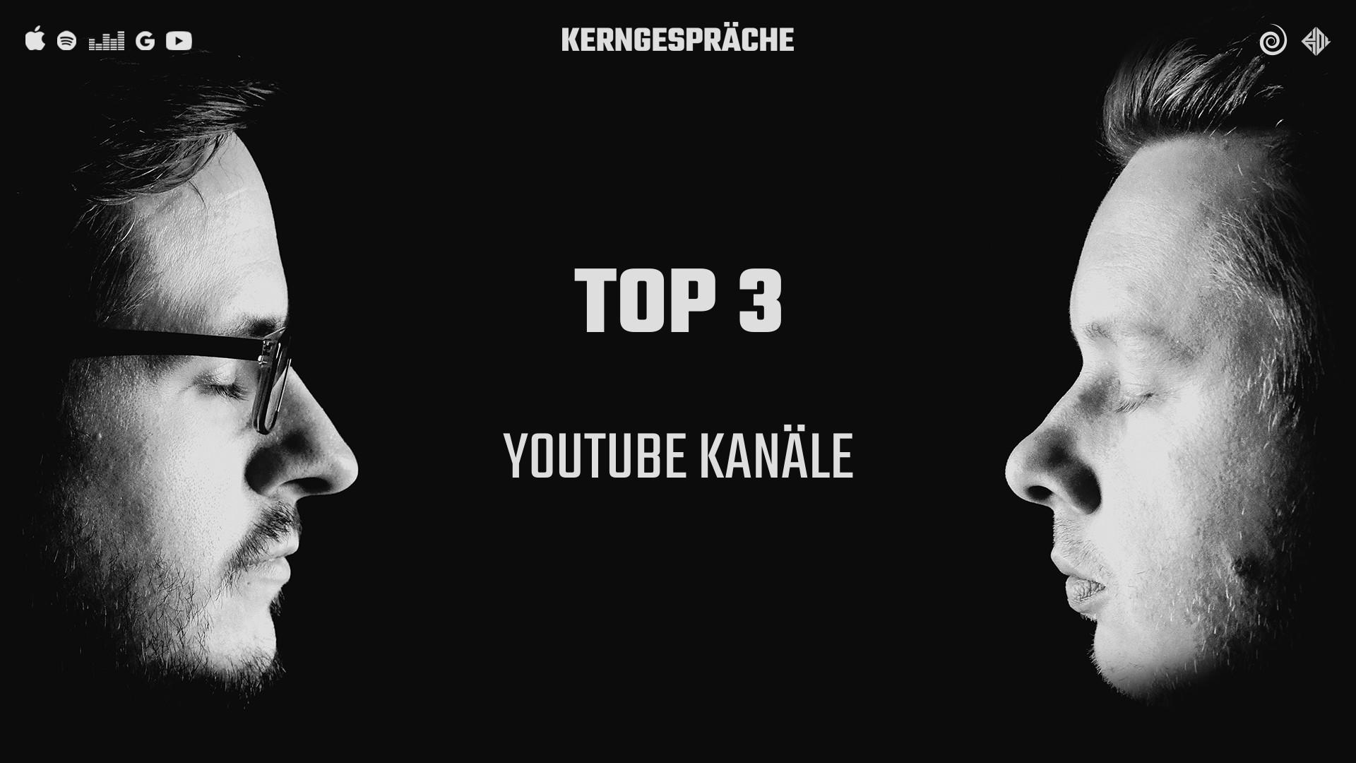 Top 3: YouTube Kanäle