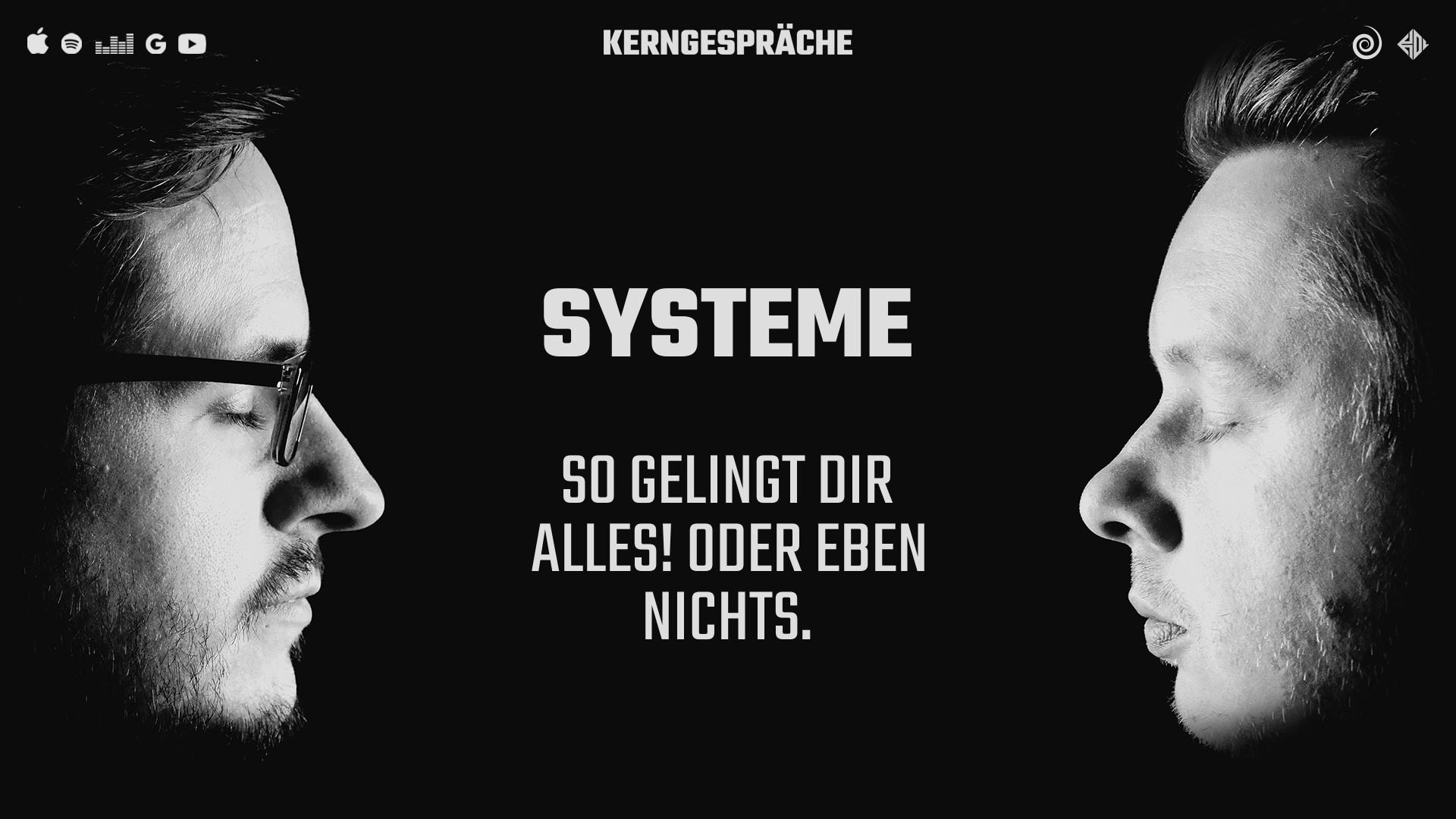 Systeme: So gelingt dir alles! Oder eben nichts.