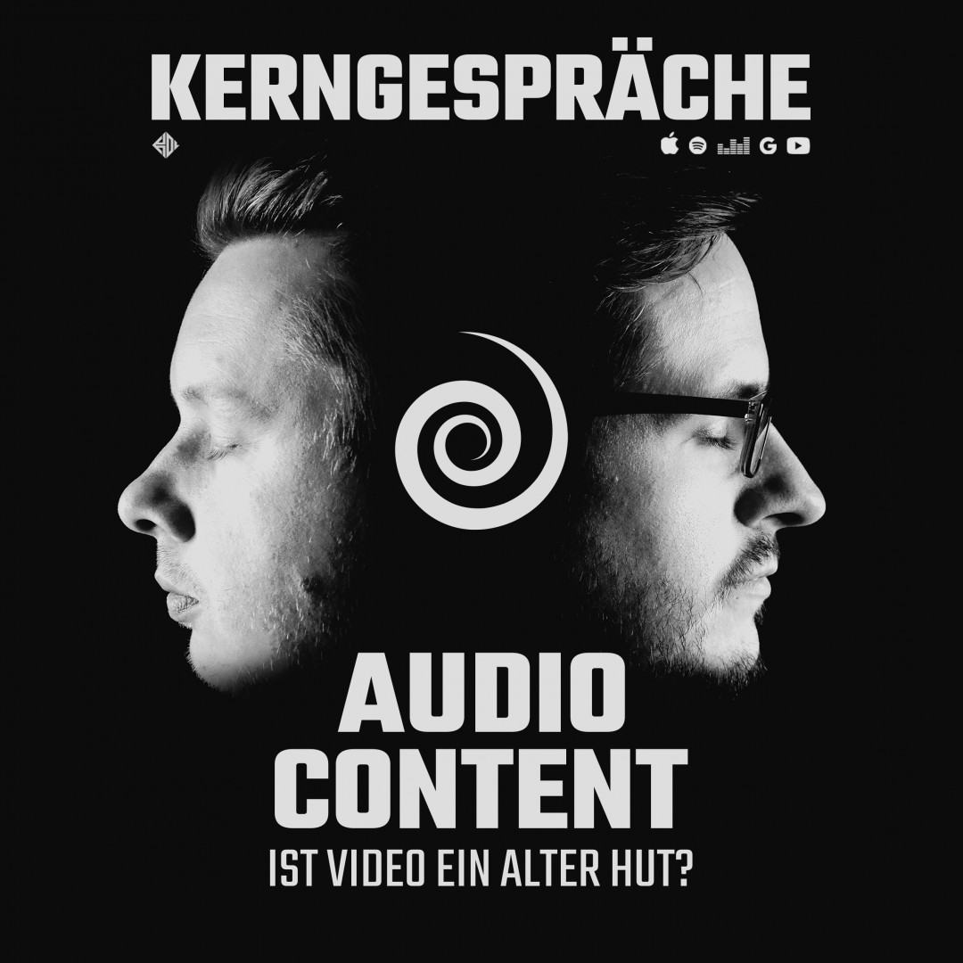 Audio Content: Ist Video ein alter Hut?