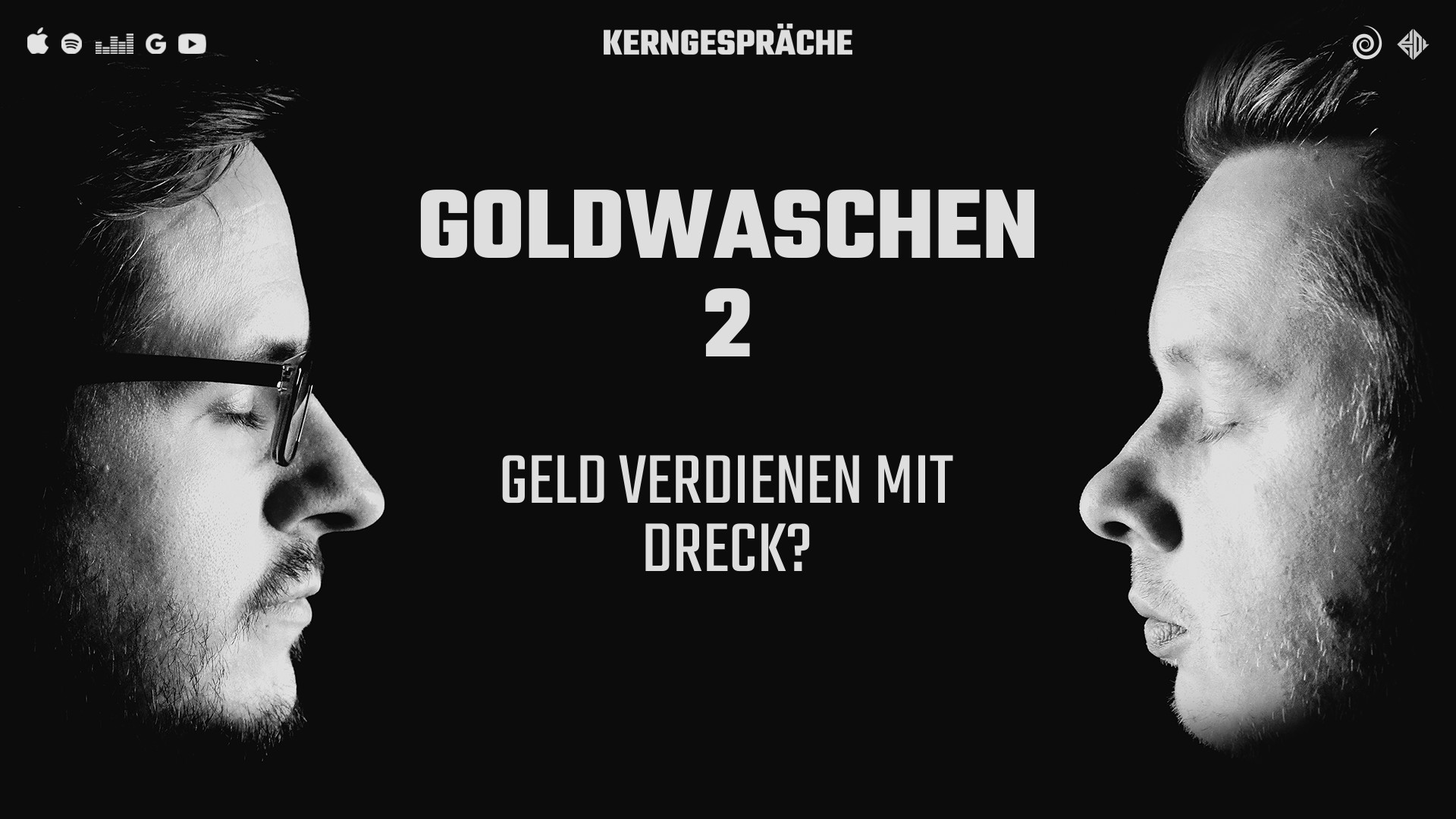 Goldwaschen 2: Geld verdienen mit Dreck?