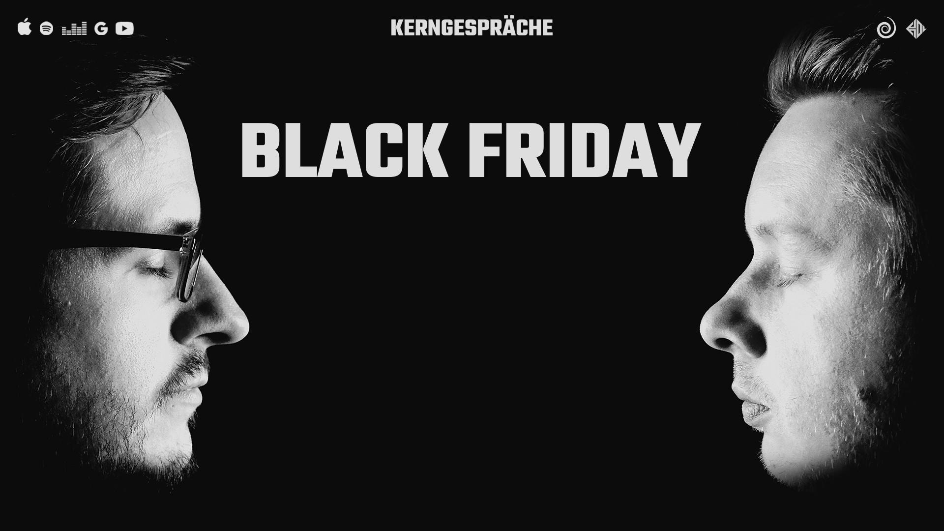 Black Friday: Hat da wer Rabatt gesagt?